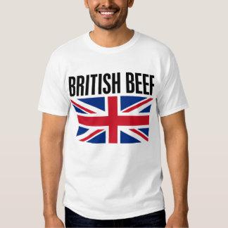 Carne de vaca británica playera