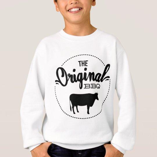 Carne de vaca original de BBX Sudadera