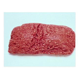 Carne picada postales