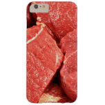 Carne temática funda barely there iPhone 6 plus