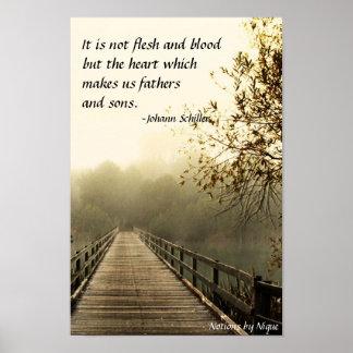 Carne y sangre póster