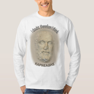 Carneades Belief Therapy T Shirt