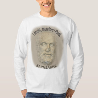 Carneades Belief Therapy T-shirt
