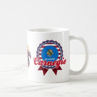 Carnegie, AUTORIZACIÓN Tazas De Café