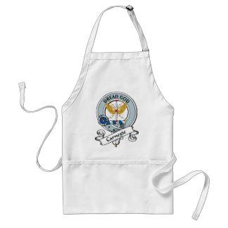 Carnegie Clan Badge Aprons