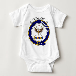 Carnegie Clan Badge Baby Bodysuit