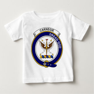 Carnegie Clan Badge Baby T-Shirt