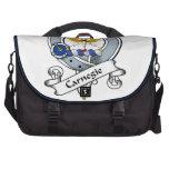 Carnegie Clan Badge Commuter Bags