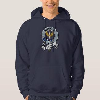 Carnegie Clan Badge Hoodie