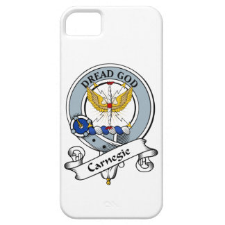 Carnegie Clan Badge iPhone 5 Cover