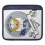 Carnegie Clan Badge Sleeves For iPads