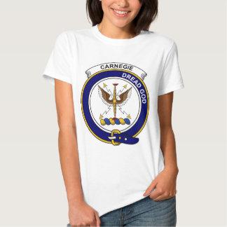 Carnegie Clan Badge Tees