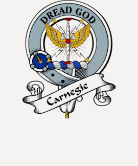 Carnegie Clan Badge Tee Shirt