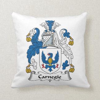 Carnegie Family Crest Pillows