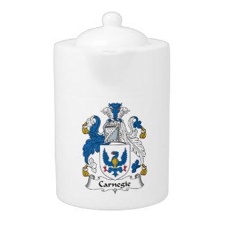 Carnegie Family Crest