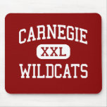 Carnegie - gatos monteses - alto - Carnegie Oklaho Tapete De Ratón