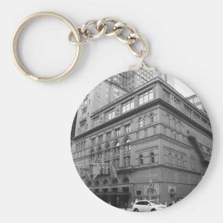 Carnegie Hall Keychain