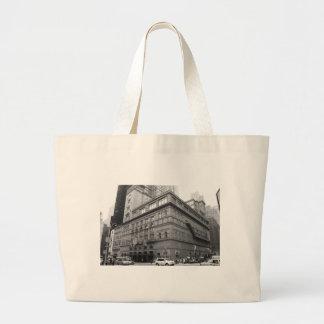 Carnegie Hall Large Tote Bag