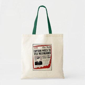 Carnegie-Illinois, Flying Tiger, Bill Bartling Bags