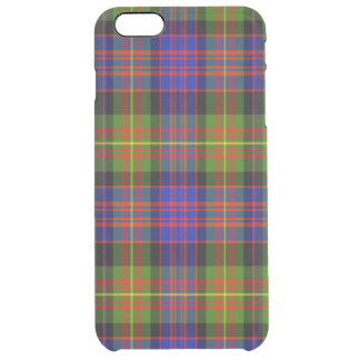 Carnegie Scottish Tartan Uncommon Clearly™ Deflector iPhone 6 Plus Case