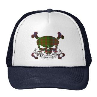 Carnegie Tartan Skull Hat