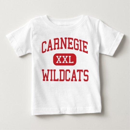 Carnegie - Wildcats - High - Carnegie Oklahoma Baby T-Shirt