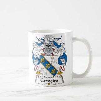 Carneiro Family Crest Coffee Mug