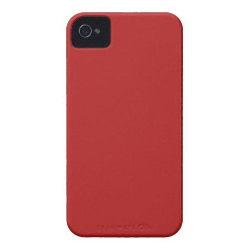 Carnelian iPhone 4 Case-Mate Coberturas