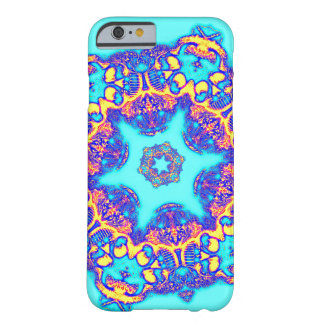 Carneval Calavera Skull Flake Barely There iPhone 6 Case