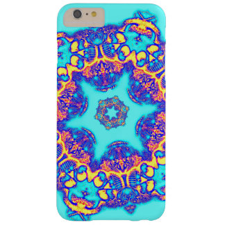 Carneval Calavera Skull Flake Barely There iPhone 6 Plus Case