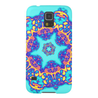 Carneval Calavera Skull Flake Samsung galaxy S5 Cases For Galaxy S5