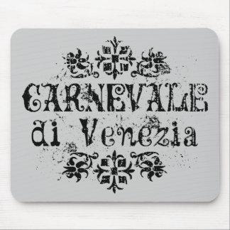 Carnevale di Venezia Mouse Pad