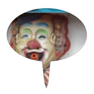 Carney Clowns Cake Topper