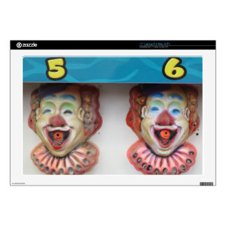 Carney Clowns Decal For Laptop