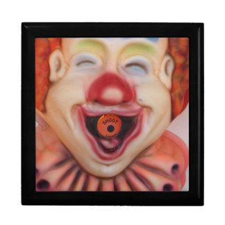 Carney Clowns Jewelry Box