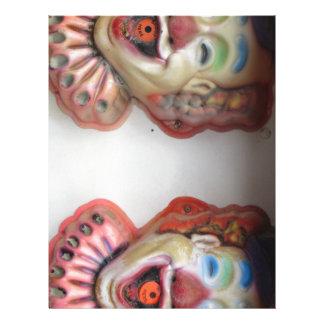 Carney Clowns Letterhead