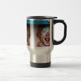 Carney Clowns Travel Mug