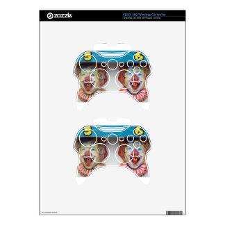 Carney Clowns Xbox 360 Controller Skin