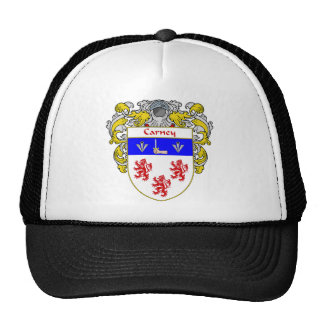 Carney Coat of Arms (Mantled) Trucker Hat
