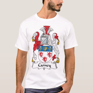 Carney Family Crest T-Shirt