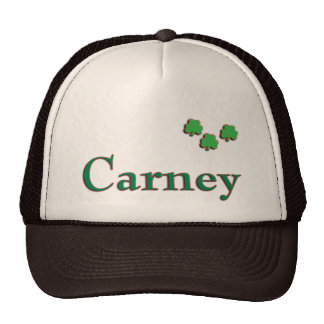 Carney Family Hat
