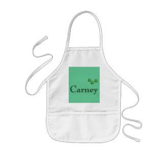 Carney Family Kids' Apron