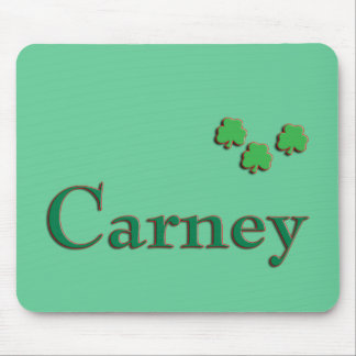 Carney Family Mousepad