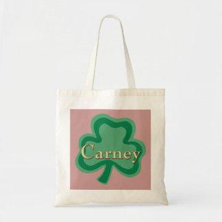 Carney Irish Tote Bag