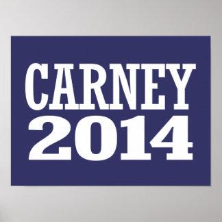 Carney - Juan Carney 2016 Póster