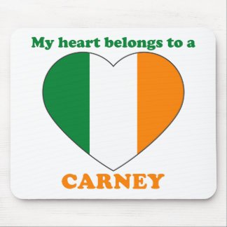 Carney Mouse Pads