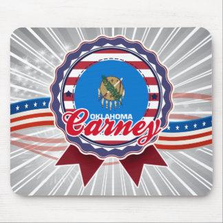 Carney OK Mouse Pad
