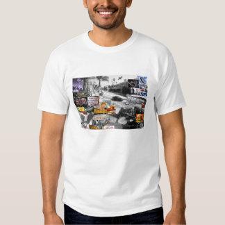 carneyTRAIN.com sunset BLVD Tee Shirt