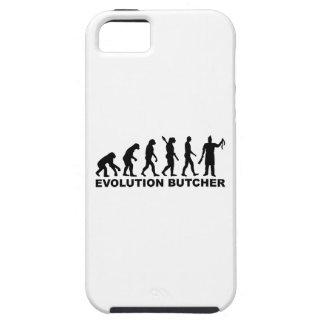 Carnicero de la evolución iPhone 5 Case-Mate cárcasas