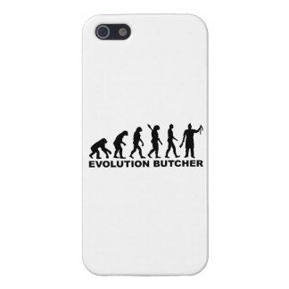 Carnicero de la evolución iPhone 5 cárcasas